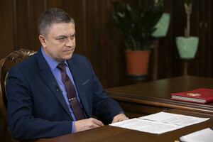LPR Head Leonid Pasechnik will go to the polls in elections for the Russian State Duma