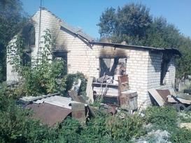 Мужчина погиб на пожаре в Краснодонском районе – МЧС